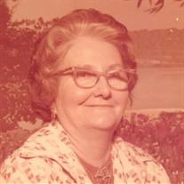 Mrs.  Lucy Opal Black