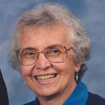 Catherine Ward Claussen