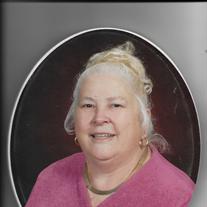Patricia Ann McCain Comer