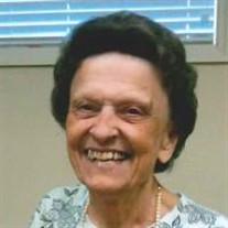 Mrs. Pearl Dunn Simms