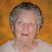 Mrs. Edith  Mae Sbabo