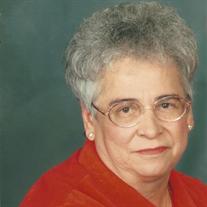 Evelyne Hall Evans