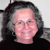 Mary V Scott