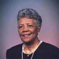 Mrs. Mary Josephine Holland Goode