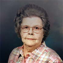 Mrs. Ruby Smith Jacobs