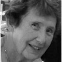 Joan Elizabeth (Arterburn) O'Reilly