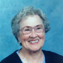 Frances Irene Burrus