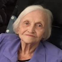 Nellie Mae  Gray
