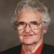Faye Allene Bruffett