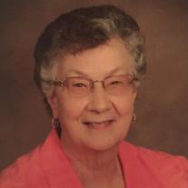Cora M. Glover