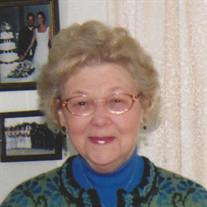 Violet Frances Damery