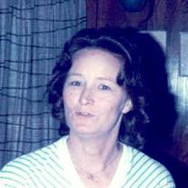 Glenda  Joan McGuire Evans