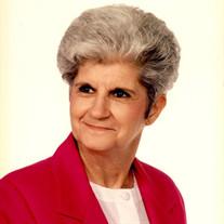 Patsy  Ann Camp Williams
