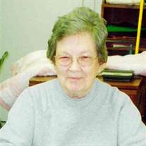 Eleanor Ruth Belflower