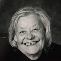 Delicia Sharon Malcolm (nee Hermanson)