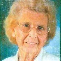 Evelyn Louise Ward