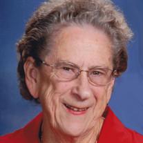 Flora M. Matt