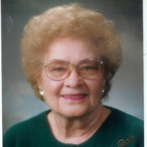 Mrs. Sydna Ruth Barton