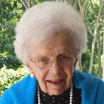 Mary Wills Larson