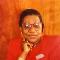 Lucia  Jean-Charles Saint-Louis