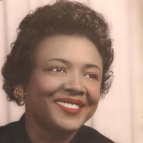 Mrs Altha Mae Harris