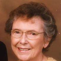 Gloria Amarylis Ratcliffe-Tufft