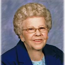 Annie  Mae Touchet Melancon