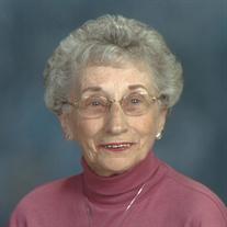 Catherine May Potts