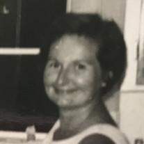 Evelyn Mae Scholl Phillips Shaw Crawford