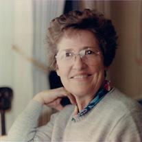 Martha M. Hannah