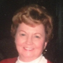 Mrs. Marlene Jane Jones