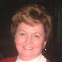 Mrs. Marlene Jane Jones