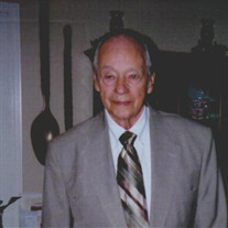 "Mr. William ""Bill"" Hamilton Pickrell"