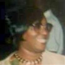 Ms. Lou Emma Washington