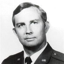 """Lt. Col. James John """"Jack"""" Karch, USAF, (RET)"""