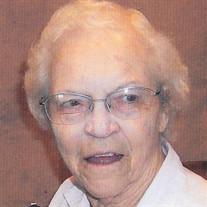 Edna Pearl Wilson