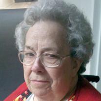 Harriet Gillespy Blake