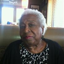Mrs Georgia Davis