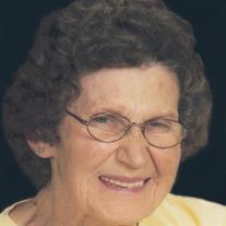 Josephine F. Kampeter