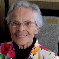 Elizabeth Breese Hinde