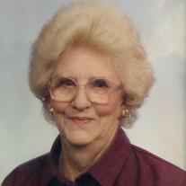 Mrs Juanita Merritt Dial