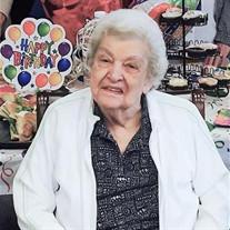 Patricia Ann Evans