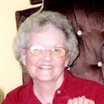 Evelyn Flora Dills