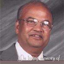 Tulsi Karshan Bharodia