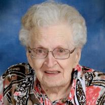 Frances  Louise Cagle Allen