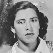 Lucila Monsivais de Villarreal