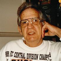 "Robert E. ""Bob"" Mauzy"