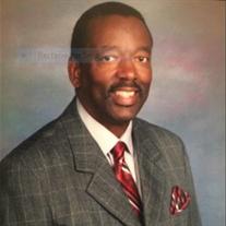 Pastor Auty Nugel Williams