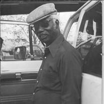 Mr.  Billy Burke Washington