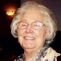 Mrs. Doris  Marie Baxter